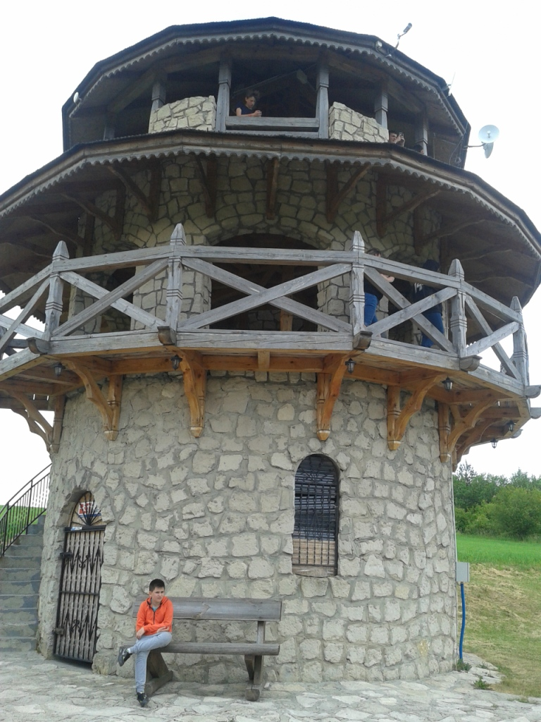 9 wieża widokowa