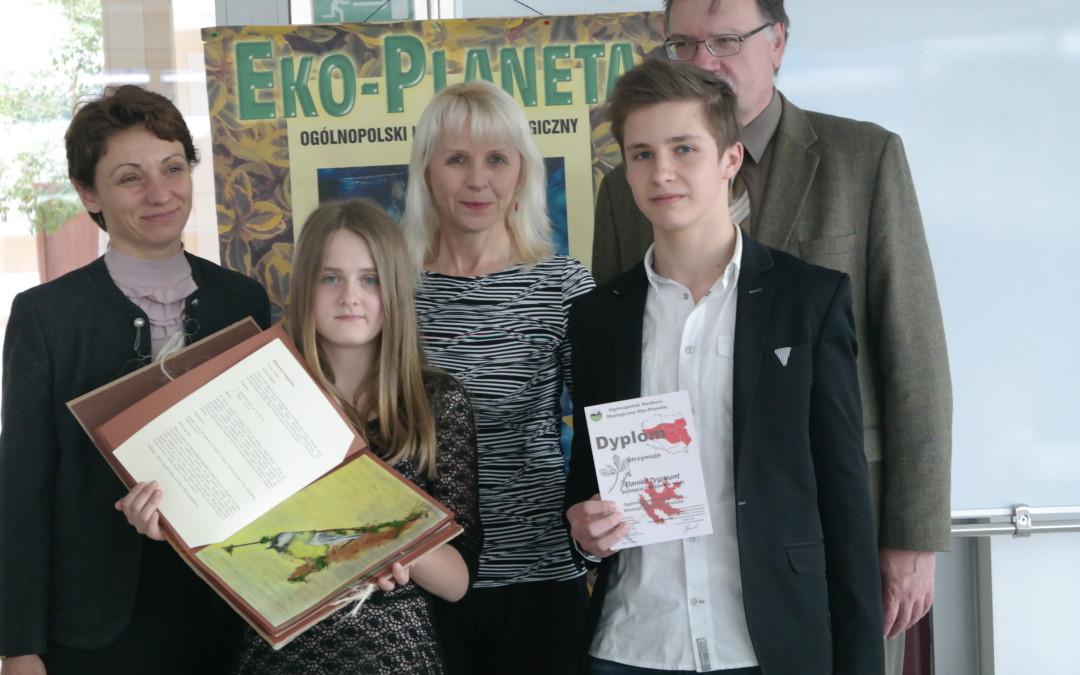 EKO – Planeta wręczenie nagród